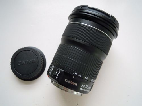 CANON ZOOM EF 24-105MM F3.5-5.6 IS STM LENS